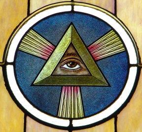 Triángulo Dios