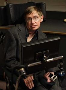 El físico y divulgador científico Stephen Hawking