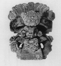 urna funeraria Zapotec
