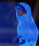 La princesa holográfica