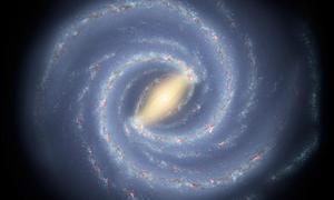 vaticano, galaxia