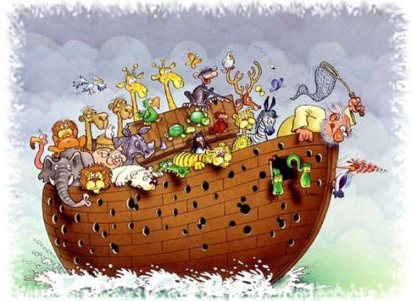 Arca de Noé | La Ciencia y sus Demonios