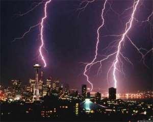 Las tormentas producen fuertes ionizaciones en la atmósfera