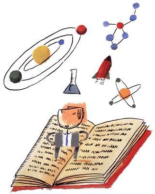 Imagen de un libro que representa conocimiento