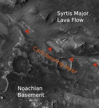 Nili fossae 2