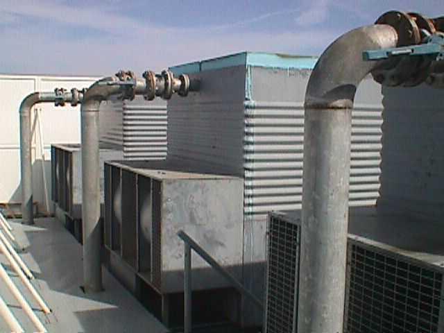 Respondemos 8 dudas sobre el brote de legionelosis de for Torre aire acondicionado