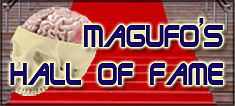 magufo's hall of fame