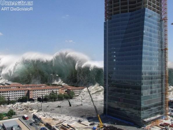 Tsunami en Madrid