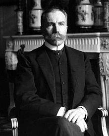 René Quinton en 1908. Fuente: Wikimedia Commons