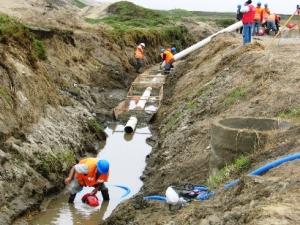 Agricultores ignorantes preocupados por salinización del valle de Moche (Perú)