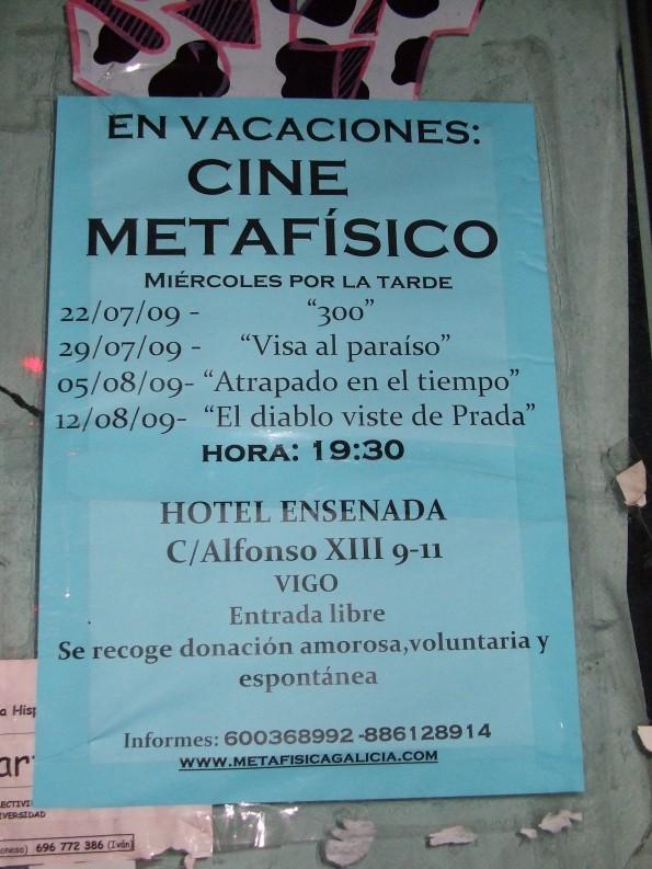 «¡Palomitas cuánticas de regalo!». Autor: Marieta. Lugar: Vigo, Galicia, España. Cámara: Fujiflm FinePix A610