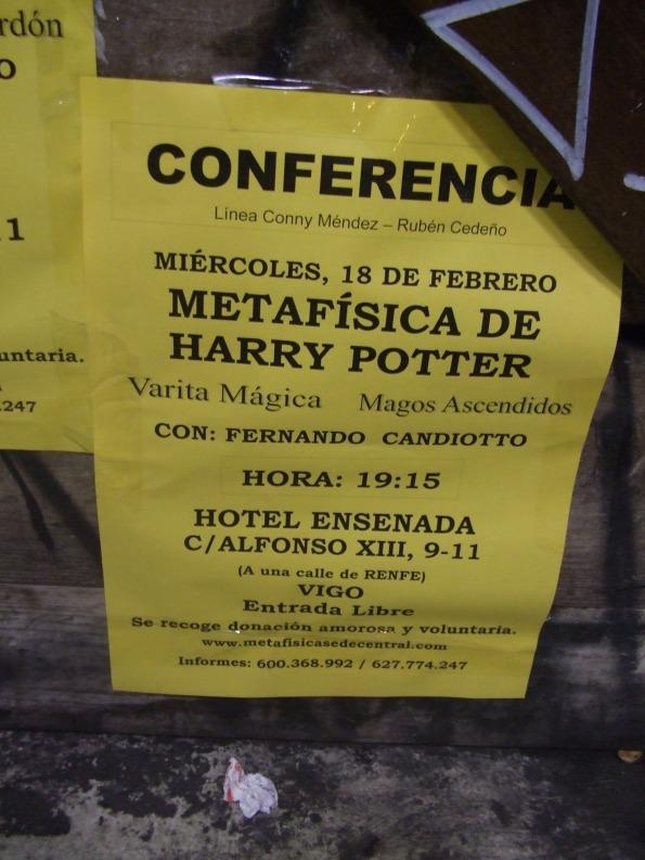 «Esperando la carta de Hogwarts...». Autor: Marieta. Lugar: Vigo, Galicia, España. Cámara: Fujiflm FinePix A610