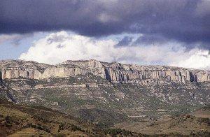 Serra de Montsant, Cataluña.