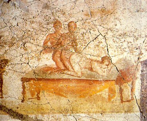 El homosexualismo en la historia