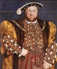 Enrique VIII de Inglaterra (28 de junio de 1491 – 28 de enero de 1547), bajo cuyo reinado se creó la primera ley gubernamental contra la sodomía.