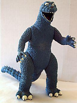 Híbrido entre Godzilla y Triki, el monstruo de las galletas