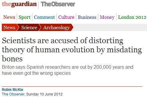 Titular de The Guardian. Pulsar para ir al artículo.