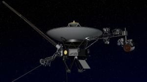 Voyager 1. Fuente: NASA/JPL