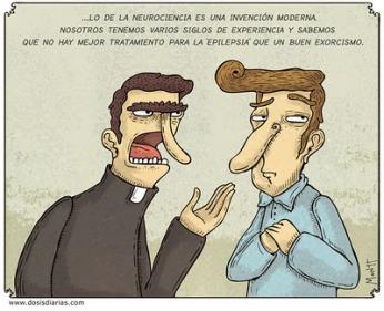 exorcismo psiquiatria posesion demoniaca epilepsia sanidad medicina iglesia catolica