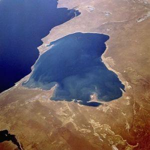 Golfo de Kara Bogaz (Mar Caspio)