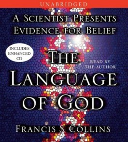 The language of God collins cientifico religioso