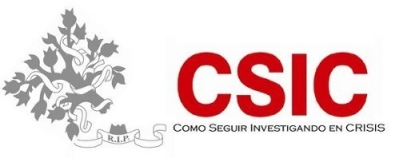 CSIC como seguir investigando en tiempos de crisis