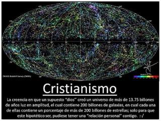 1 cristianismo dios religion universo