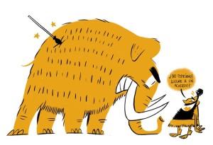 mamut hombre