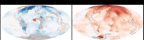aumento temperatura global 1880-2000
