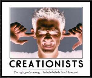 1 creationists