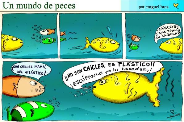 Oc anos saturados de residuos pl sticos la ciencia y sus for Plasticos para estanques de agua