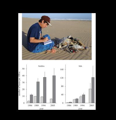 contaminacion plastico playas Sudafrica