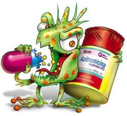 germen-resistente bacteria antibiotico