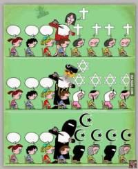 Religiones-ninos adoctrinamiento infantil supersticion