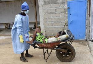 ebola carretilla liberia