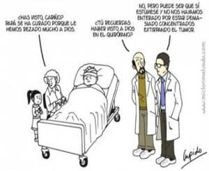 curacion fe sanacion medicina