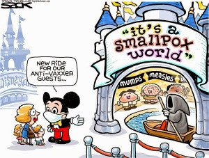 Anti-Vaxxer antivacuna muerte