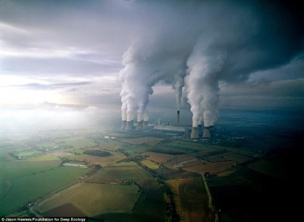 2 central térmica en Inglaterra