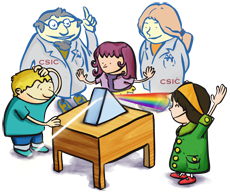 enseñanza ciencia infancia