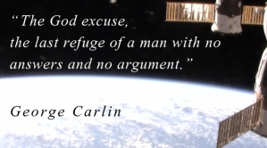George-Carlin god gaps