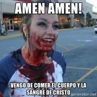 hostia consagrada cuerpo y sangre de cristo