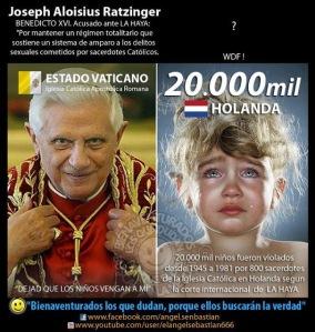 pederasta-iglesia-catolica-holanda-diario-de-un-ateo-benedicto-XVI
