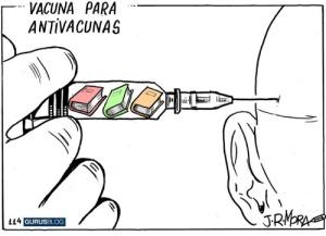 vacuna antivacuna