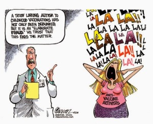 vacuna autismo