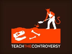 devil teach the controversy evolution fossil