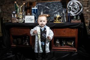 niño infancia ciencia
