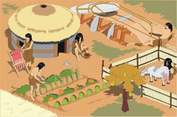 Resultado de imagen de revolucion neolitica