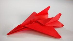 avion papel