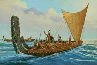 canoa polinesio