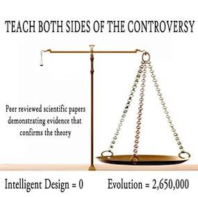 evolucion diseño inteligente creacionismo pruebas cientificas estudios articulos cientificos debate disidencia ciencia